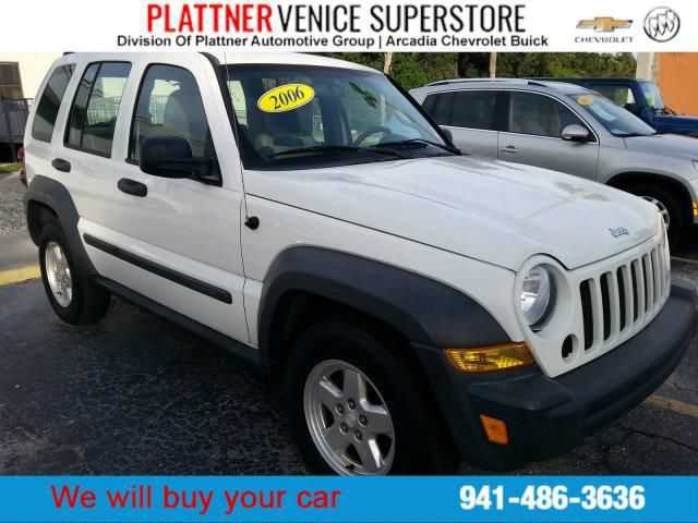 Jeep Liberty 2006 $1284.00 incacar.com