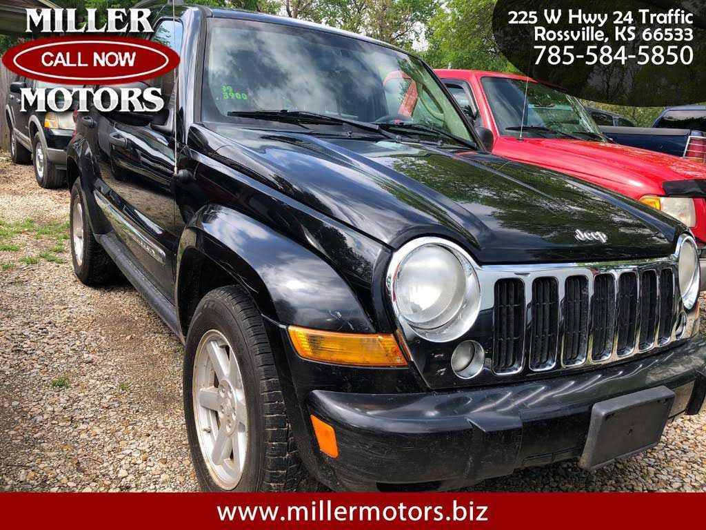 Jeep Liberty 2007 $3900.00 incacar.com