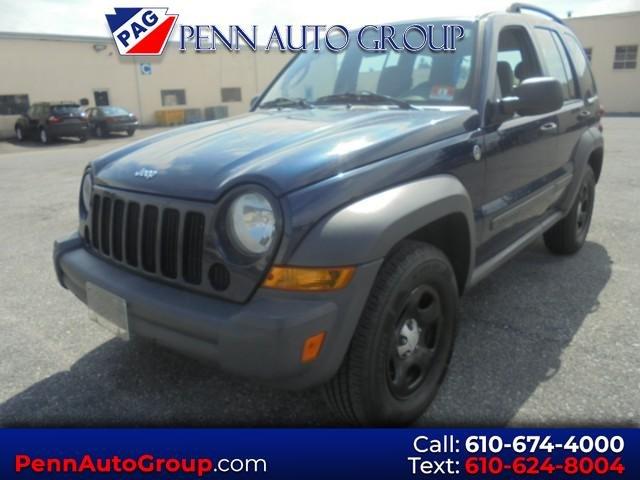 Jeep Liberty 2007 $4207.00 incacar.com