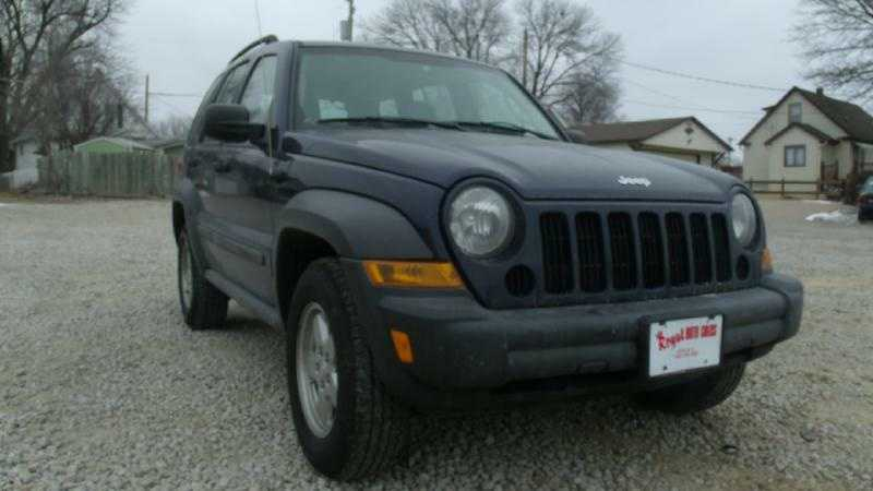 Jeep Liberty 2007 $6995.00 incacar.com