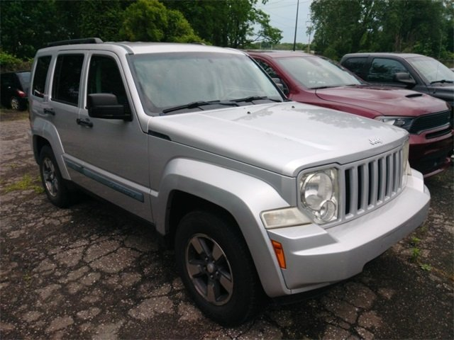 Jeep Liberty 2008 $7708.00 incacar.com