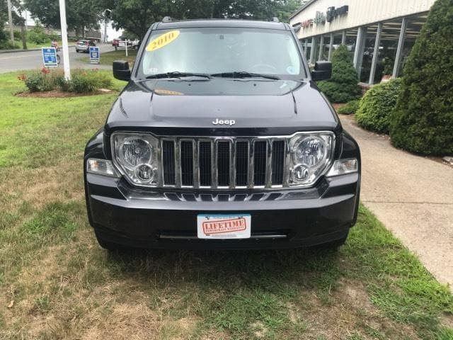 used Jeep Liberty 2010 vin: 1J4PN5GKXAW115394