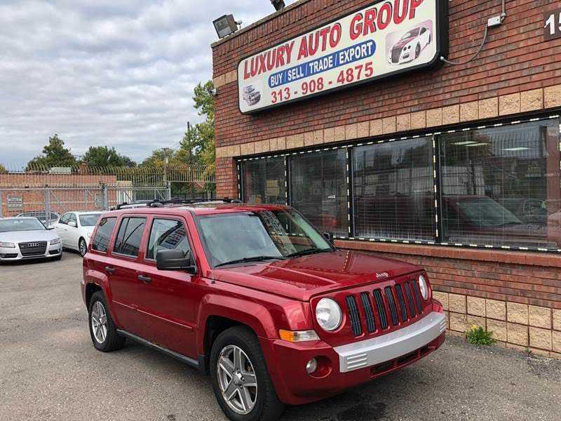 Jeep Patriot 2007 $3995.00 incacar.com
