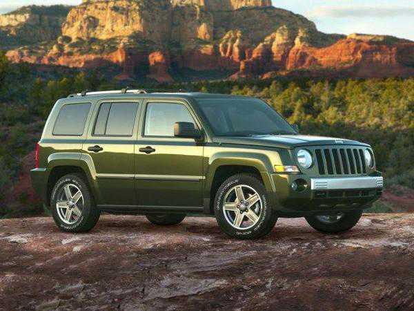 Jeep Patriot 2008 $2555.00 incacar.com