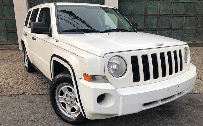 Jeep Patriot 2008 $2477.00 incacar.com