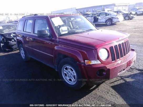 Jeep Patriot 2008 $1955.00 incacar.com
