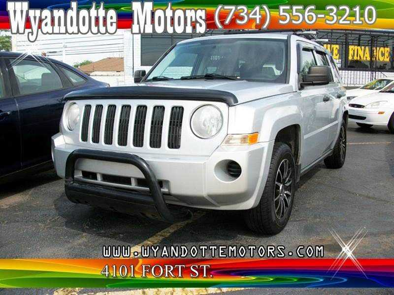 Jeep Patriot 2008 $2850.00 incacar.com