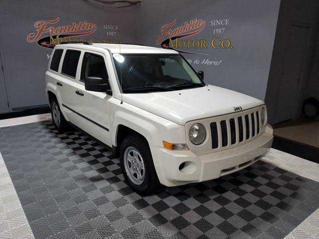 Jeep Patriot 2008 $6995.00 incacar.com