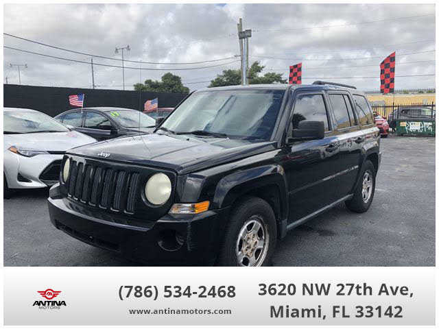 Jeep Patriot 2008 $1990.00 incacar.com