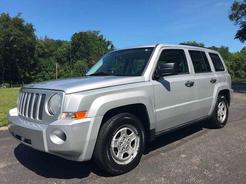 Jeep Patriot 2008 $1900.00 incacar.com