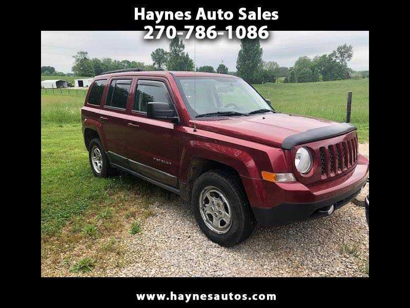 Jeep Patriot 2011 $3500.00 incacar.com
