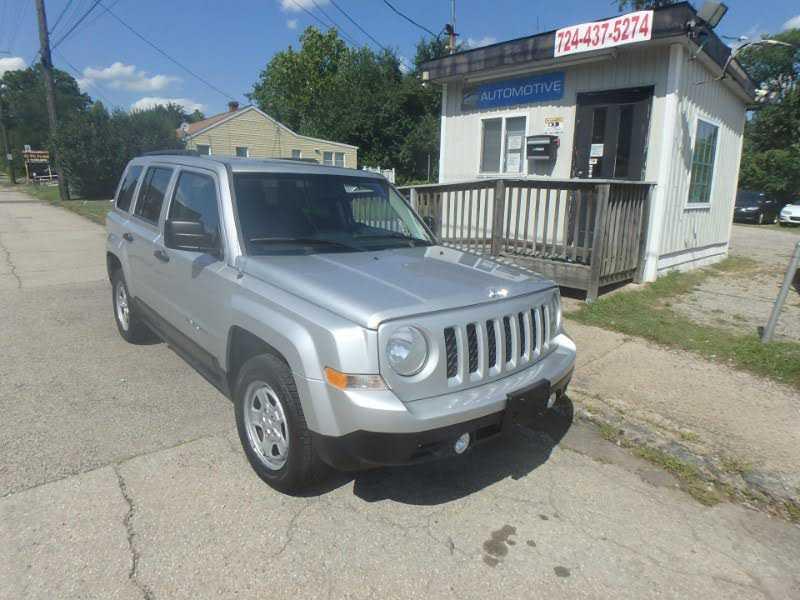Jeep Patriot 2011 $2499.00 incacar.com