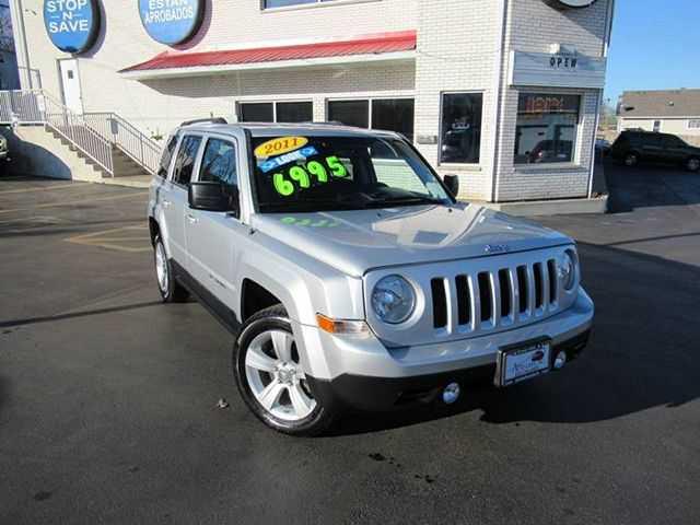 Jeep Patriot 2011 $6995.00 incacar.com