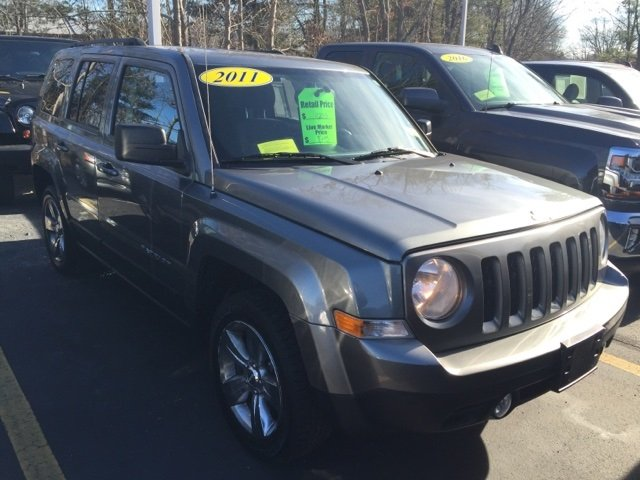 Jeep Patriot 2011 $8495.00 incacar.com