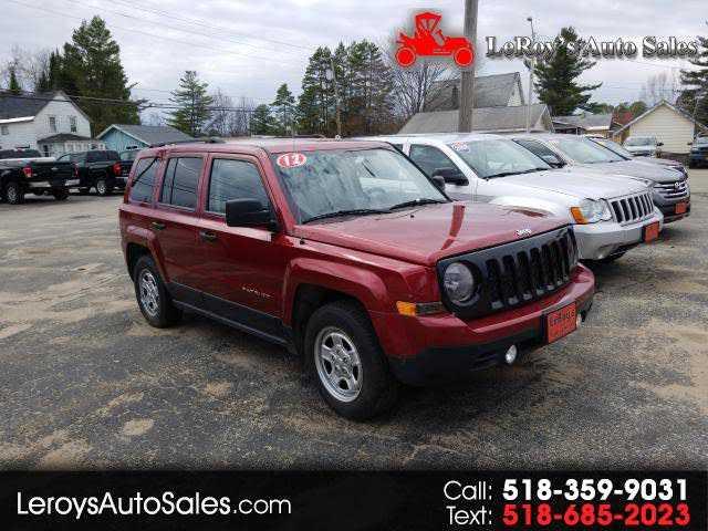 Jeep Patriot 2012 $9900.00 incacar.com