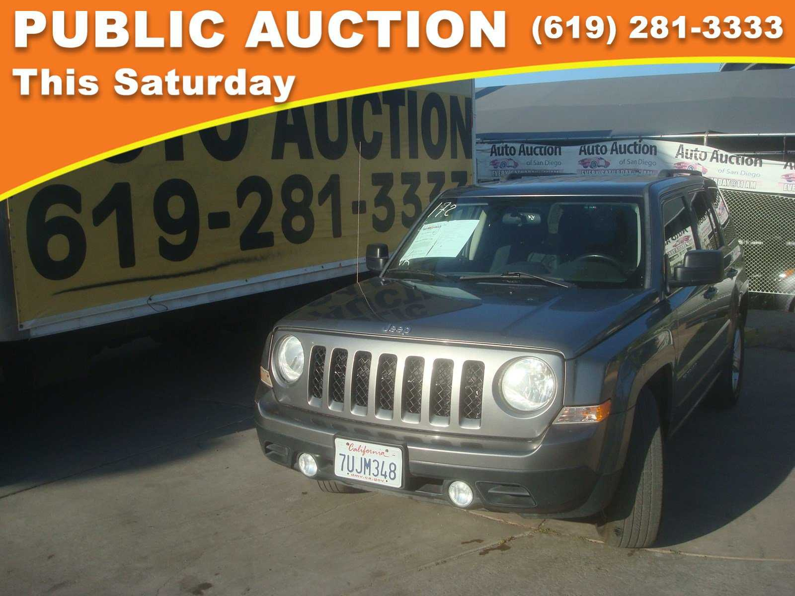 Jeep Patriot 2012 $6000.00 incacar.com