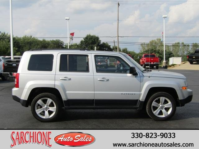 Jeep Patriot 2012 $10490.00 incacar.com