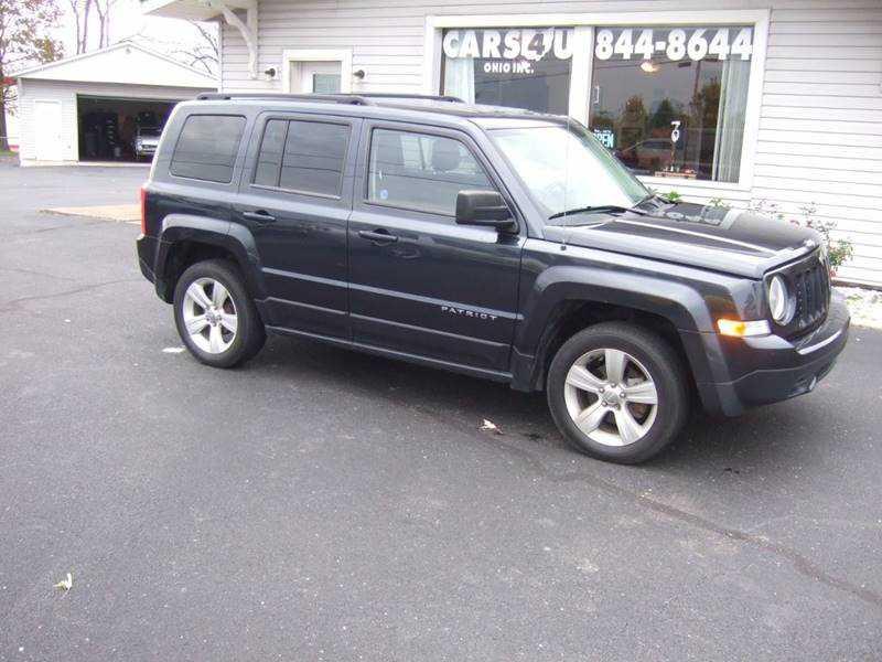 Jeep Patriot 2014 $9995.00 incacar.com