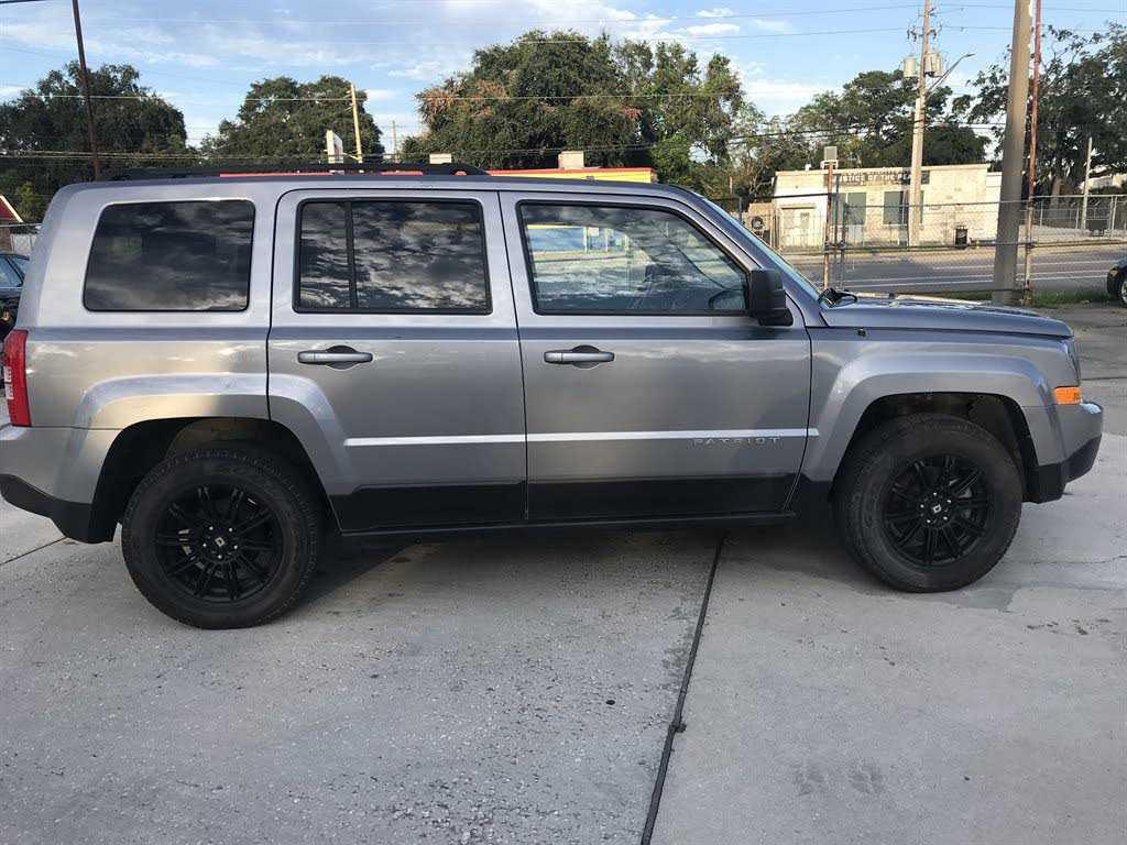 Jeep Patriot 2015 $9990.00 incacar.com