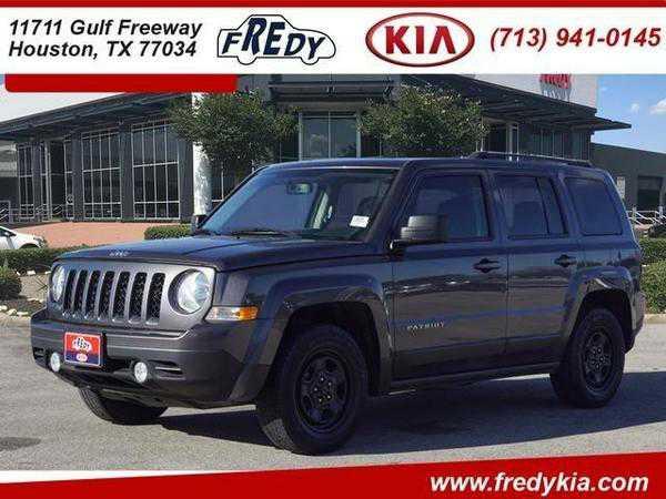 Jeep Patriot 2016 $6494.00 incacar.com