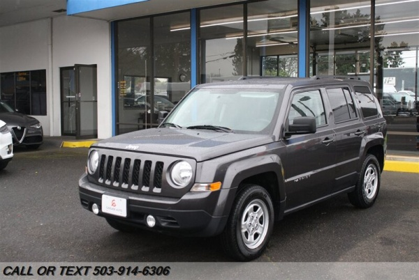 Jeep Patriot 2016 $8721.00 incacar.com