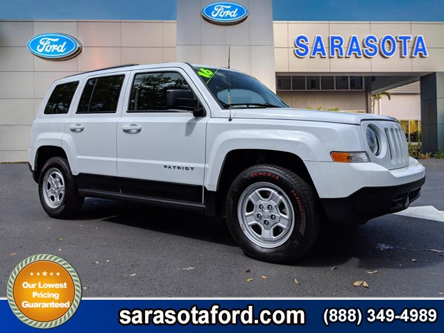 Jeep Patriot 2016 $12000.00 incacar.com