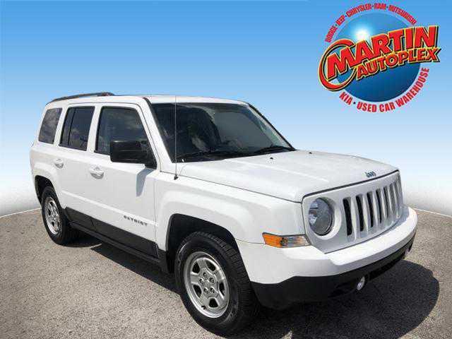 Jeep Patriot 2016 $24105.00 incacar.com