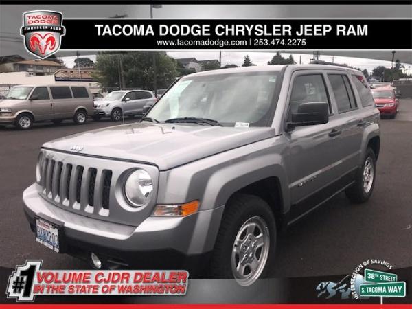 Jeep Patriot 2016 $13437.00 incacar.com