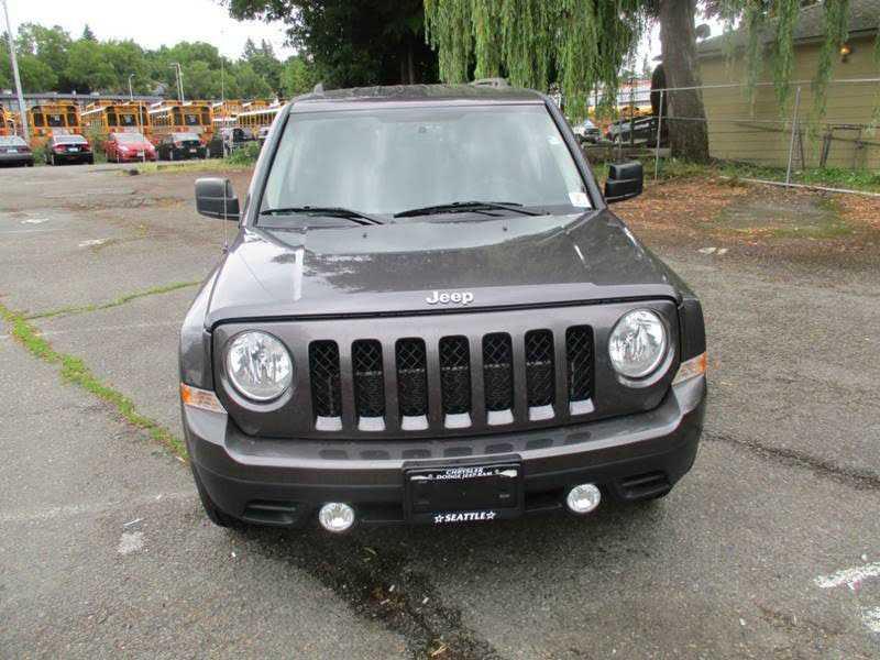 used Jeep Patriot 2016 vin: 1C4NJPBA4GD628843