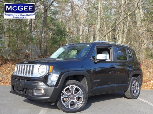 Jeep Renegade 2015 $17988.00 incacar.com