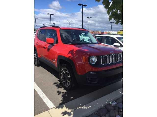 Jeep Renegade 2015 $17714.00 incacar.com