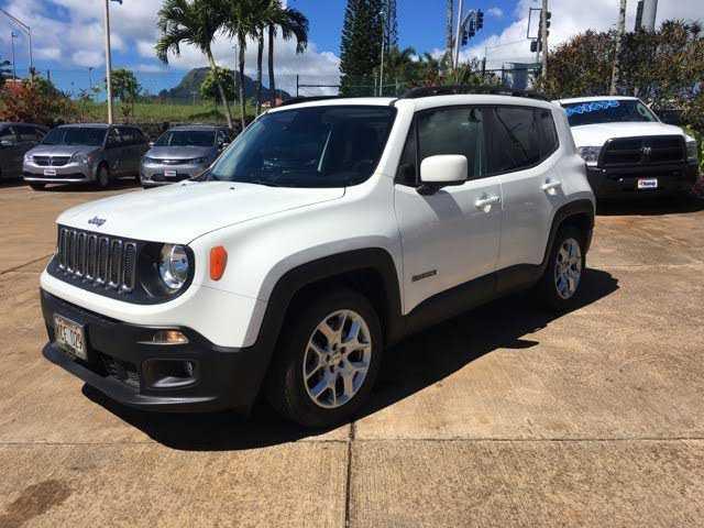 Jeep Renegade 2015 $17595.00 incacar.com