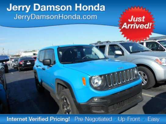 Jeep Renegade 2015 $19900.00 incacar.com