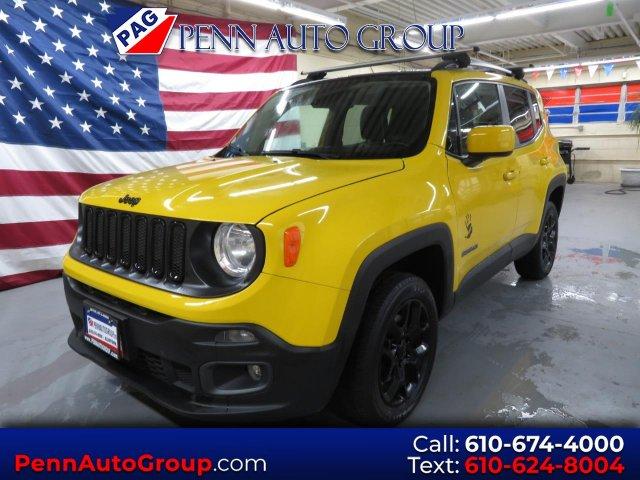 Jeep Renegade 2015 $16995.00 incacar.com