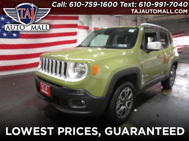 Jeep Renegade 2015 $17995.00 incacar.com