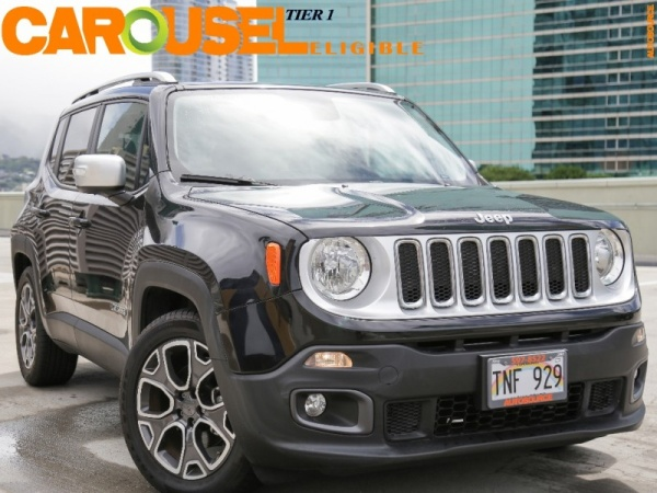 Jeep Renegade 2015 $21995.00 incacar.com