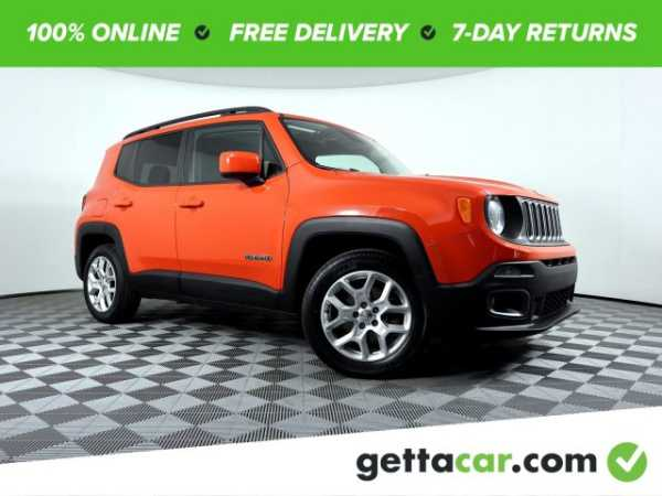 Jeep Renegade 2015 $15208.00 incacar.com