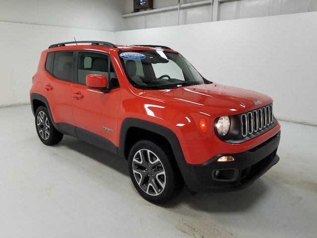 Jeep Renegade 2016 $18750.00 incacar.com