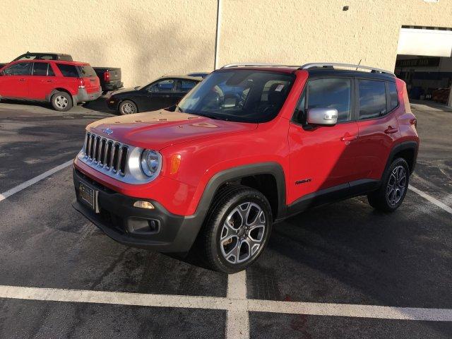 Jeep Renegade 2016 $21977.00 incacar.com