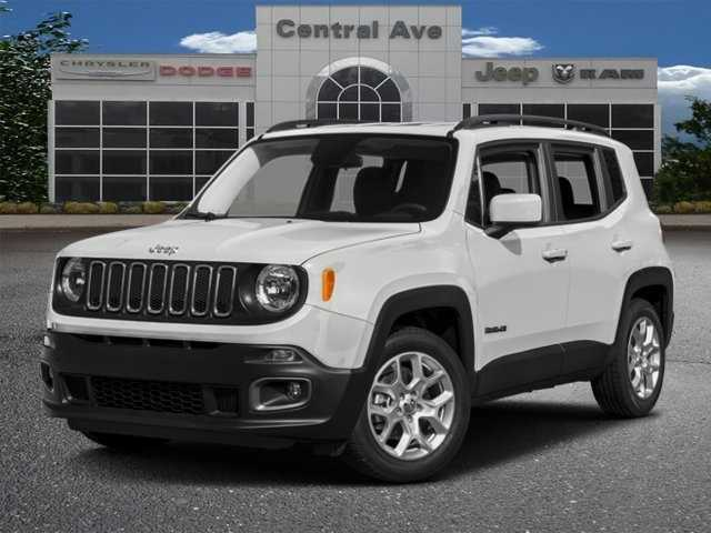 used Jeep Renegade 2016 vin: ZACCJBCT9GPD32096
