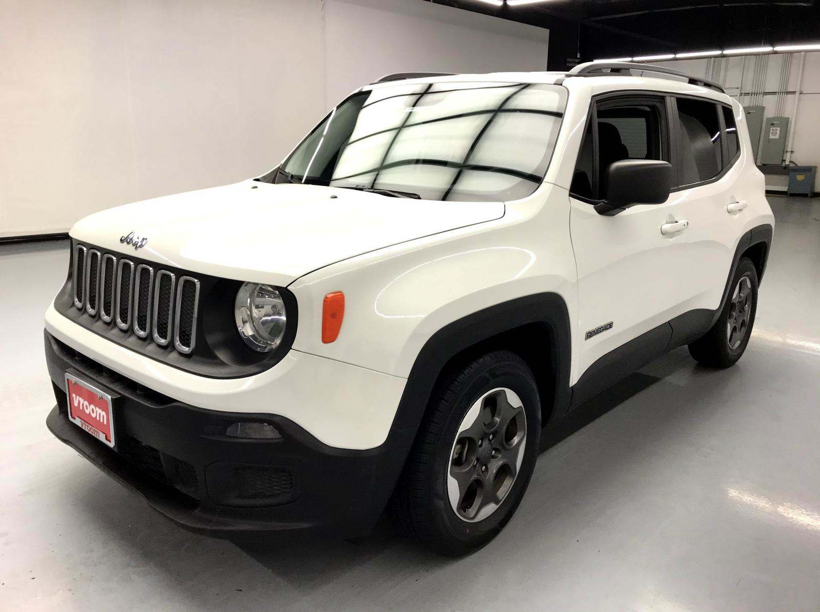 used Jeep Renegade 2017 vin: ZACCJAAB7HPF76867