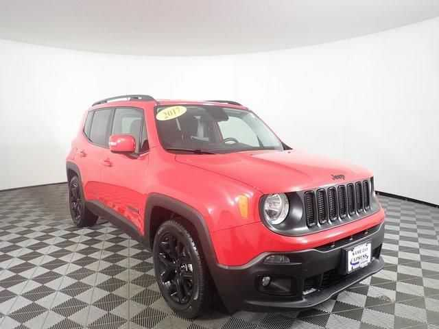 Jeep Renegade 2017 $16912.00 incacar.com