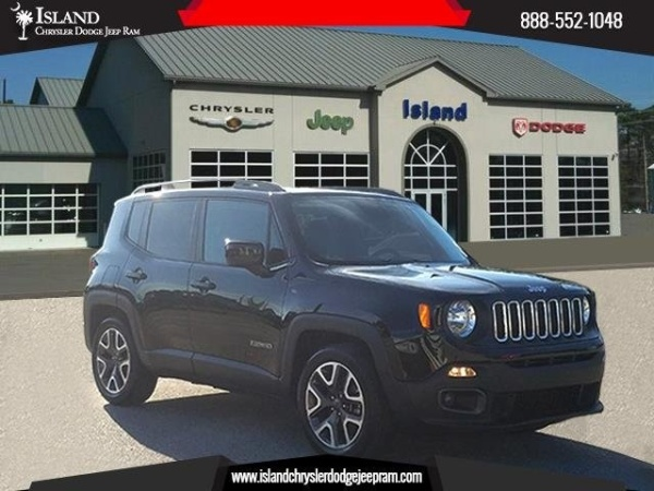 Jeep Renegade 2017 $14283.00 incacar.com
