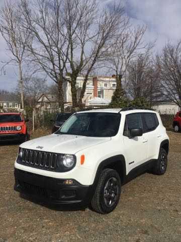 Jeep Renegade 2017 $24695.00 incacar.com