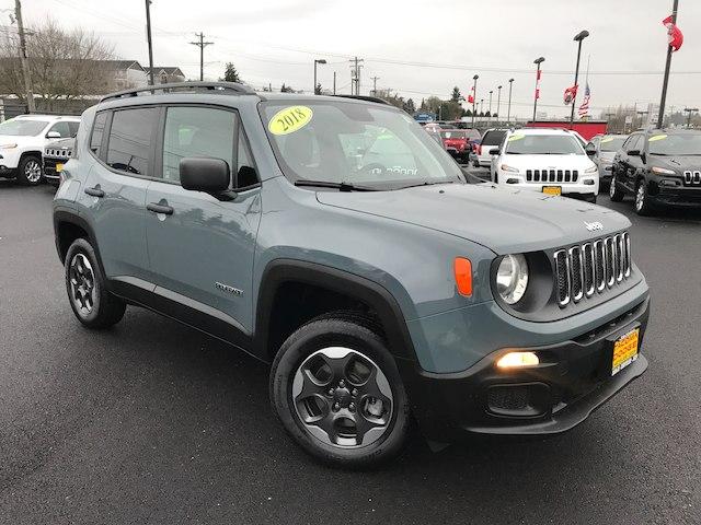 Jeep Renegade 2018 $21615.00 incacar.com