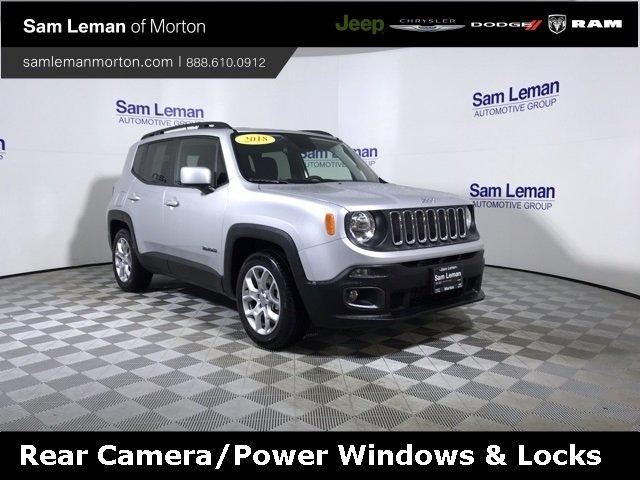 Jeep Renegade 2018 $19000.00 incacar.com
