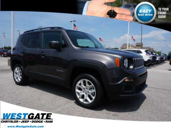 Jeep Renegade 2018 $25378.00 incacar.com