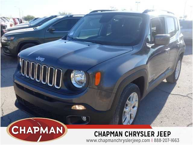 Jeep Renegade 2018 $26455.00 incacar.com