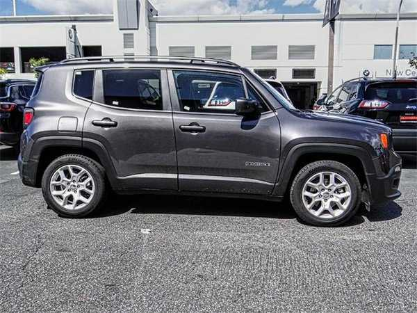 Jeep Renegade 2018 $23825.00 incacar.com