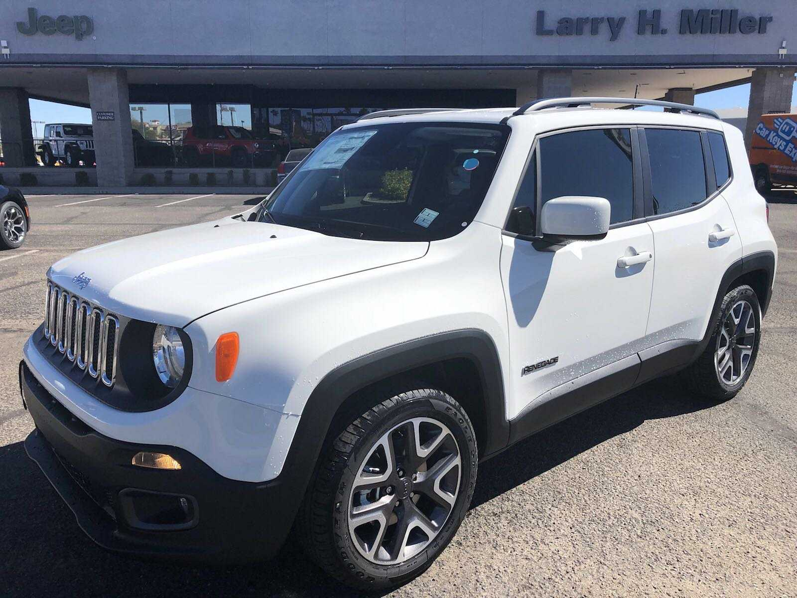 Jeep Renegade 2018 $21133.00 incacar.com